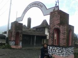 Gapura Masuk Desa Kapencar.