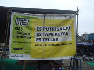Sponsor Indosat