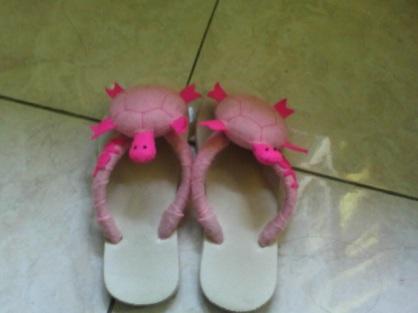 Sandal kura-kura