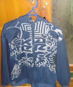 Soulmate dengan jaket ini. ;)