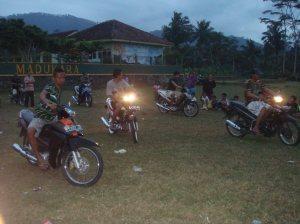 Balap Motor Remaja