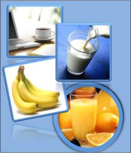 Makanan dan Minuman yang harus dihindari saat minum obat (susu, Kopi, Pisang, Jeruk)