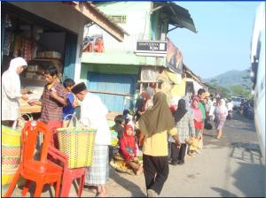 Pasar Wage Banjarmangu