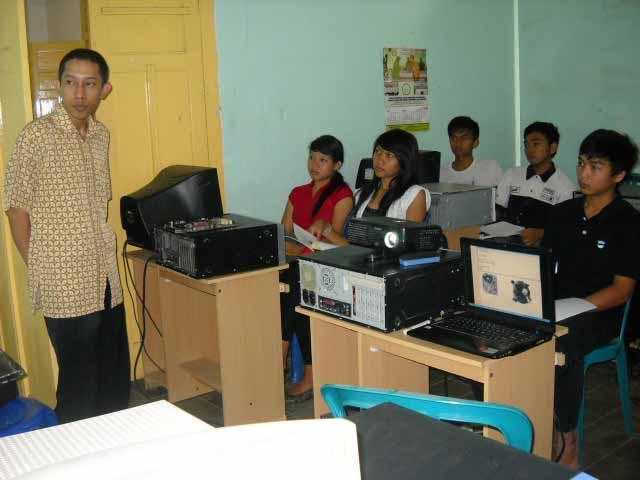 Komputer untuk Pembelajaran