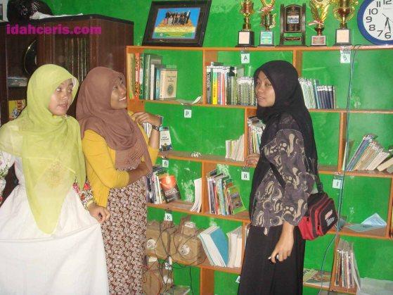 Perpustakaan TPQ Al-Huda Sekarang
