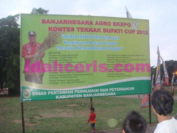 Kontes Ternak Banjarnegara