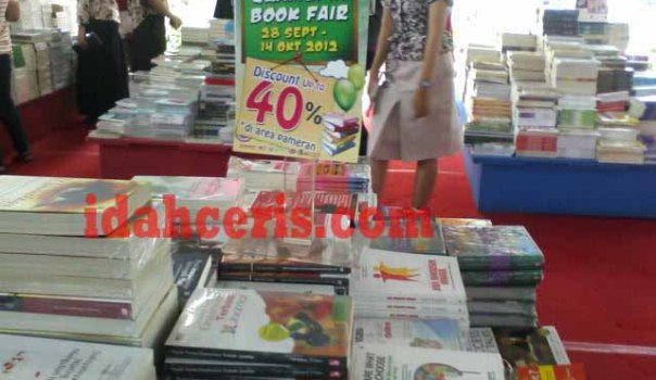Gramedia Discount 40%