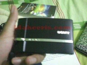 Kamera Sony DSC-T50