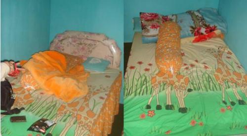 Tempat Tidur di Penginapan