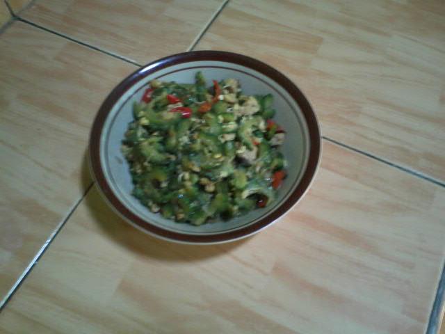 Sayur Pare