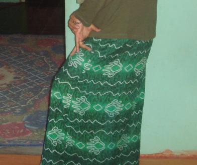 Rok Batik dari Capek-Ma