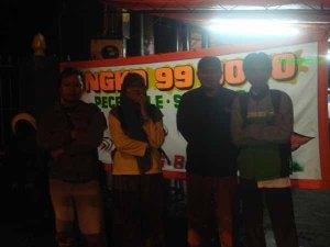 Bersama Sahabat Blogger