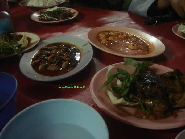 Makanan Seafood