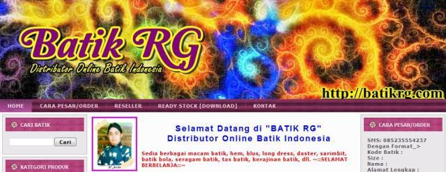 Batik RG