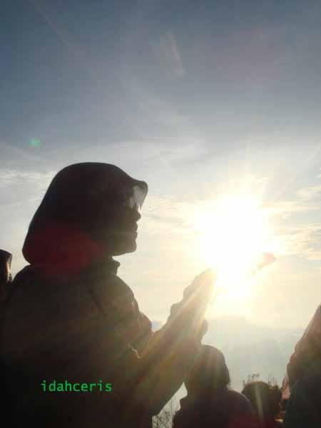 Matahari yang Narsis