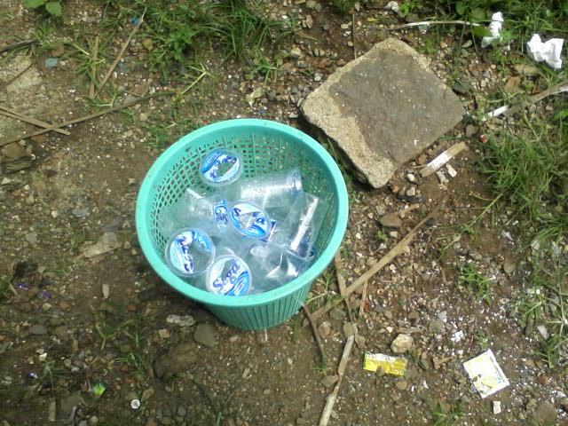 Satu Tempat Sampah