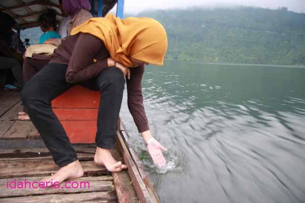 Air Telaga Menjer Masih Bersihh