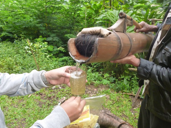 Minuman Badeg