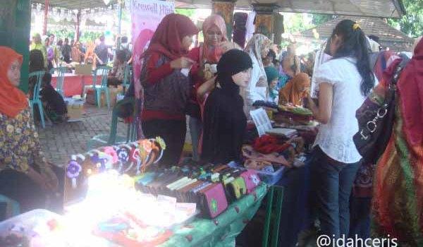 Baju Lebaran dan Hijab