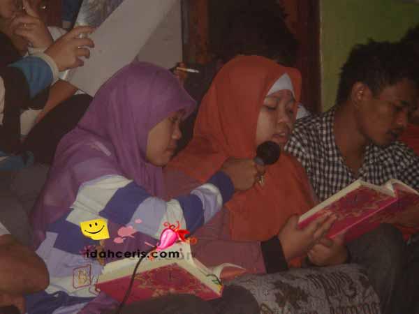 Pembacaan Ayat Suci Al-Qur'an