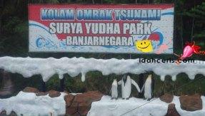 Kolam Tsunami