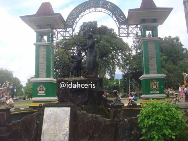 atung Dawet Ayu Alun-Alun Banjarnegara