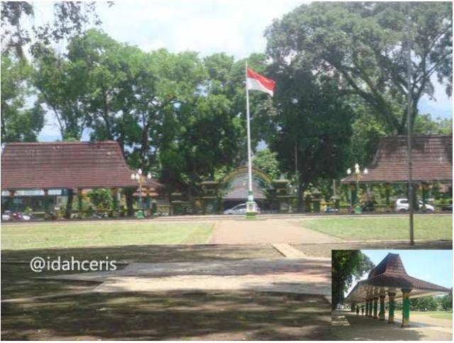 Pendopo Alun-Alun Banjarnegara