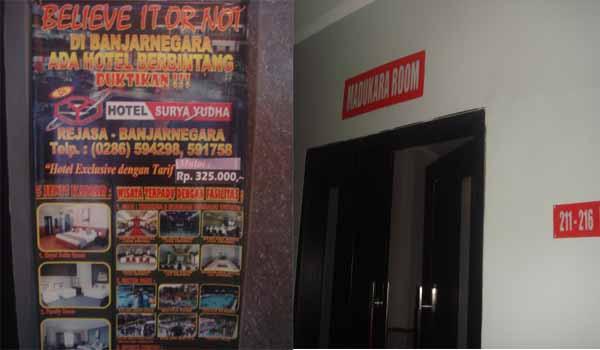 HOTEL BERBINTANG DI BANJARNEGARA
