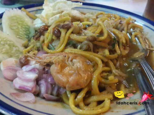 MIE ACEH JAL-JALI