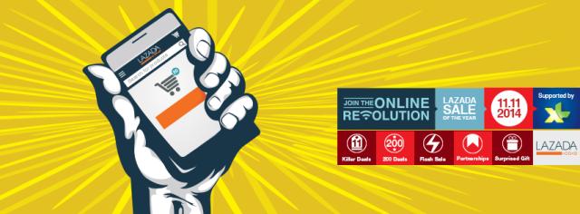 Online Revolution 11.11