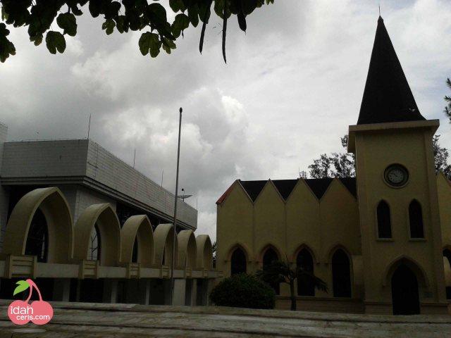 GEREJA KRISTEN INDONESIA DI WONOSOBO