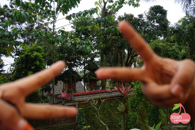 Ic Pura di Bogor