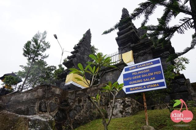 Ic Pura Parahyangan Agung Jagatkartta