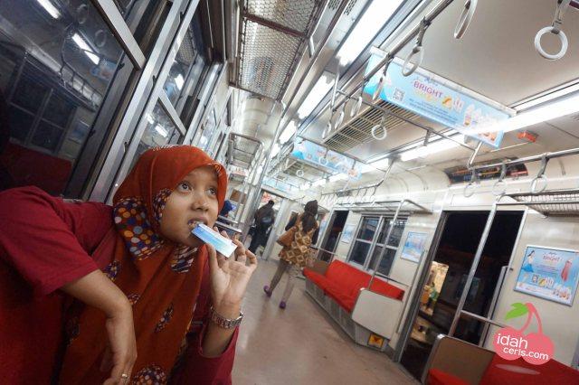 Kartu Elektronik Commuter Line