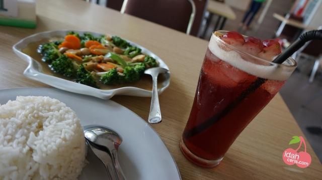 5 JAPANESE FOOD BROKOLI