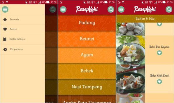 ResepKoki Apps 4