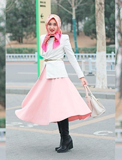 Rok Mini Hijab