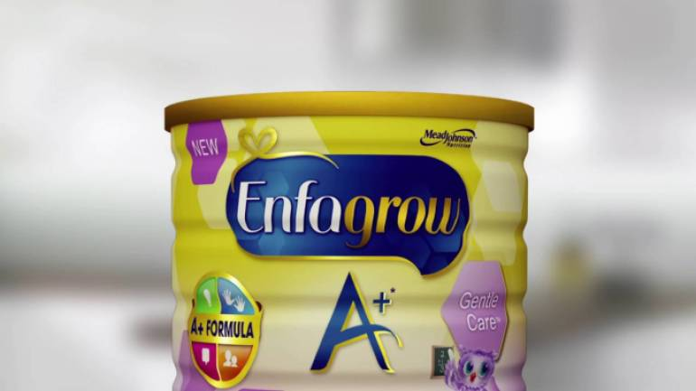 Enfagrow A+ Gentle Care