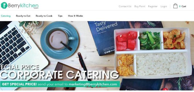 CATERING ONLINE