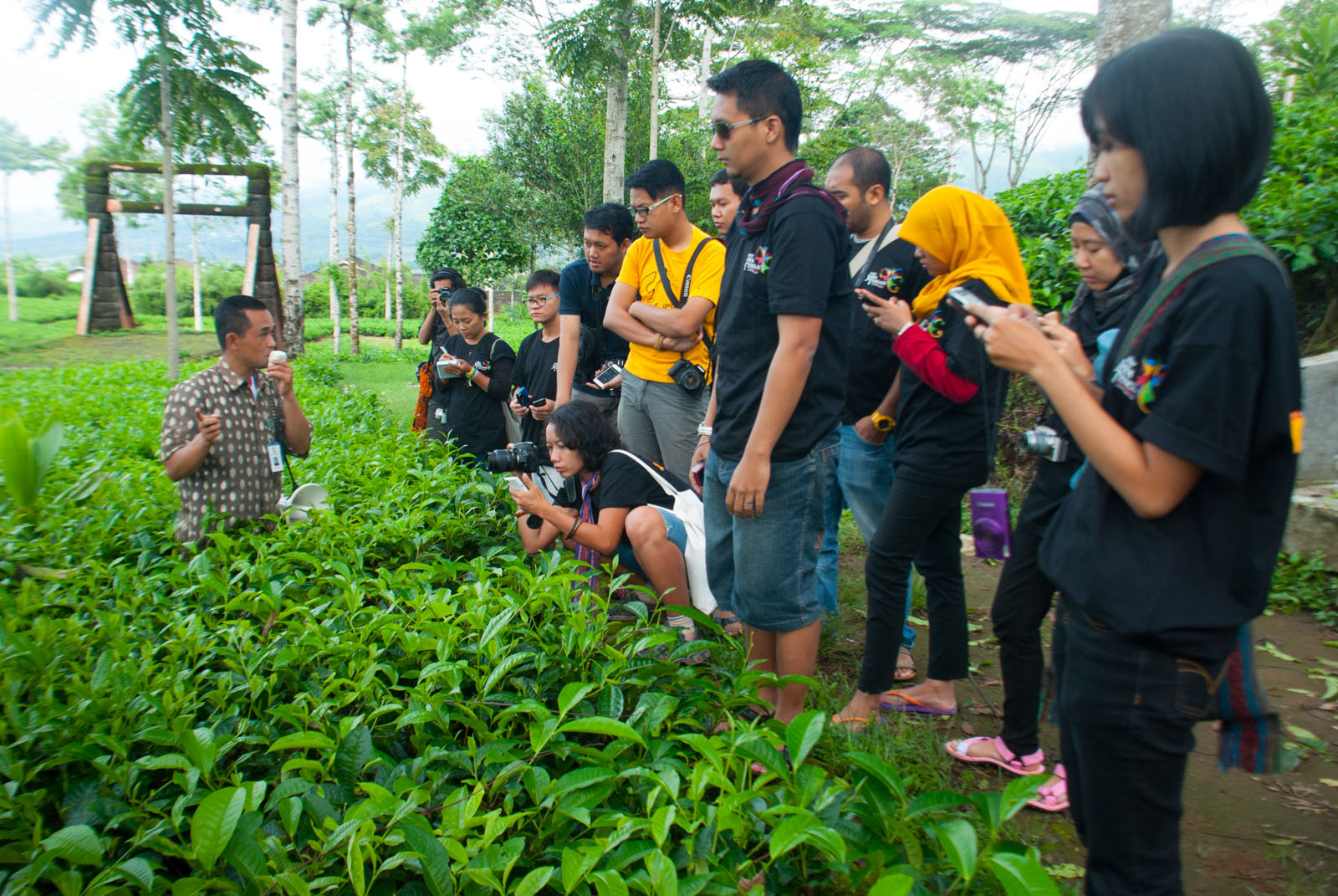 Familirization Trip Jawa Tengah